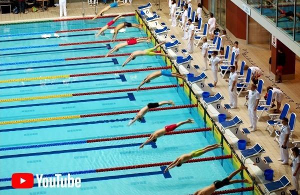 Mistrzostwa Polski w pływaniu Masters, www.swim.by, Pływanie 50 m motylkowym, Pływanie Masters Polska, Swim.by