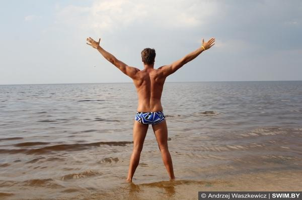 Морской климат, тренировки на море Andrzej Waszkewicz блог о плавании