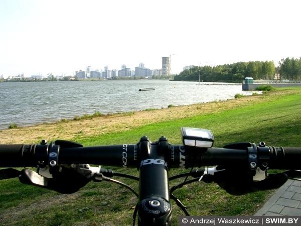 New city, Drozdy Lake