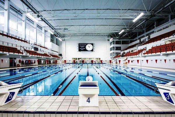Новый олимпийский бассейн, новый бассейн в Лодзи, бассейн в Польше, Swim.by