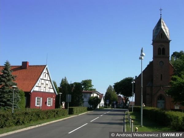 Нида, Литва, Балтийский велосипедный тур