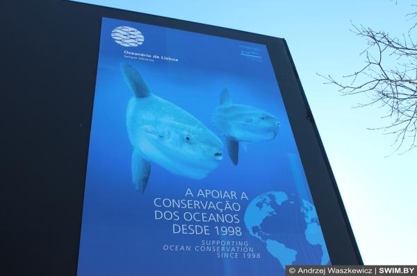 Oceanário de Lisboa, Portugal