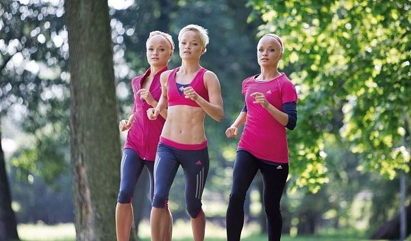 Впервые в истории Олимпиады в Рио-2016 выступят сёстры-тройняшки Луик из Эстонии