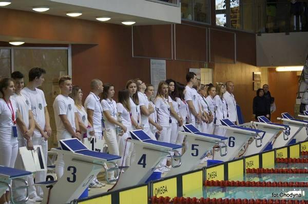 Чемпионат Польши по плаванию Masters 2016, Ольштын 2016, плавание мастерс