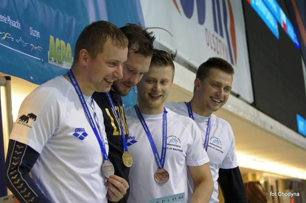 Чемпионат Польши по плаванию Masters 2016, Swim.by, Анджей Вашкевич, Ольштын 2016, плавание мастерс