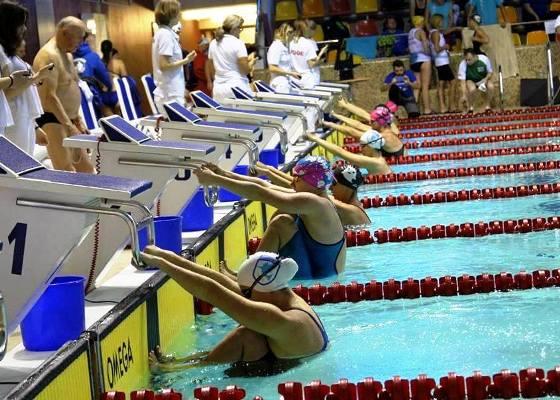 Чемпионат Польши по плаванию Masters 2016