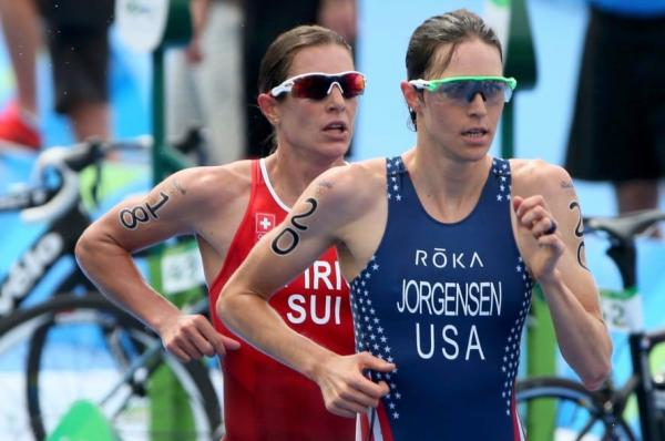 Olympic Triathlon Champion Gwen Jorgensen, USA Triathlon, Olympic gold medal, marathon in Tokyo, Tokyo 2020