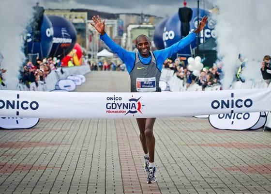 ONICO Gdynia Half Marathon 2017, Andrzej Waszkewicz, Sports Agency, Swim.by