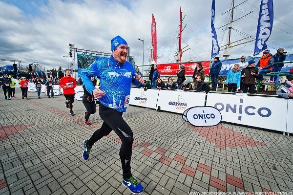 ONICO Gdynia Half Marathon 2018, полумарафон Гдыня 2018, Swim.by