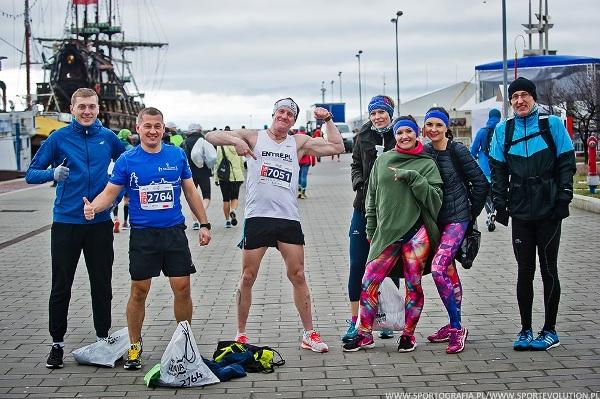ONICO Gdynia Half Marathon 2018, беговые эстафеты, полумарафон в Гдыне, командные эстафеты, EMG