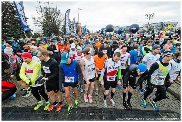 ONICO Gdynia Half Marathon 2018, Start List, Gdynia Półmaraton, Swim.by