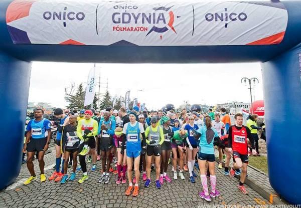 ONICO Gdynia Half Marathon 2018, Gdynia Półmaraton 2018, Гдыньский полумарафон, полумарафон в Гдыне 2018