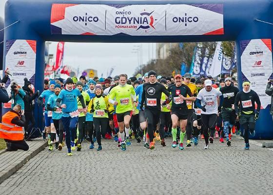 ONICO Gdynia Half Marathon 2018, Gdynia Półmaraton 2018