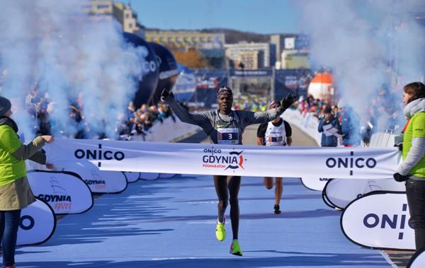 ONICO Gdynia Półmaraton 2018 Wyniki, Wyniki Gdynia Półmaratonu 2018, Swim.by