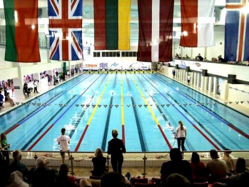 Открытый Чемпионат Литвы по плаванию 2017