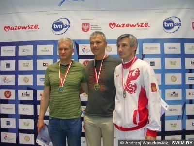 Poland Masters Swimming Championships 2017, Чемпионат Польши по плаванию Мастерс 2017