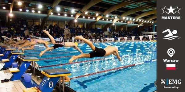 Open Warsaw Masters Swimming Championships 2018, masters swimming, Warsaw masters championship, Poland masters swimming, Warsaw Masters