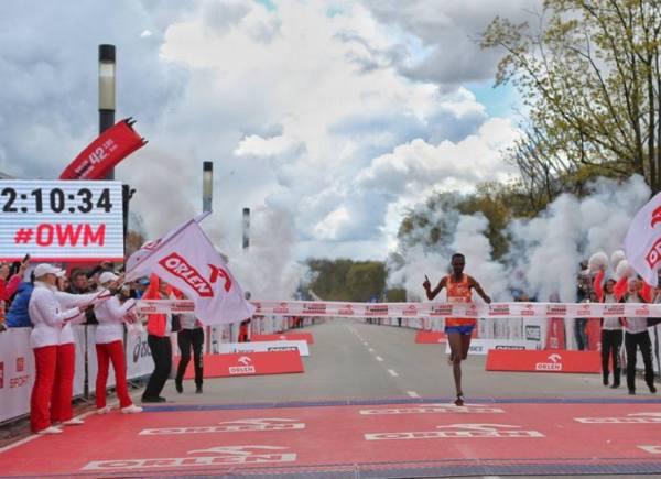 ORLEN Warsaw Marathon 2017, марафон в Варшаве
