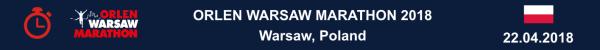 ORLEN Warsaw Marathon Results 2018, Warsaw Marathon Results 2018, ORLEN Warsaw Maraton Wyniki, Maraton Warszawa 2018 Wyniki, Марафон в Варшаве Результаты, Орлен Марафон Варшава результаты, Marathon Warsaw Results