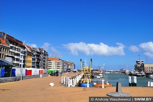 Пляжи Остенде лучший курорт Бельгии