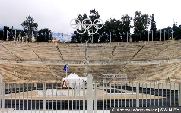 Панатинаикос, олимпийский стадион, футбольный клуб, Греция