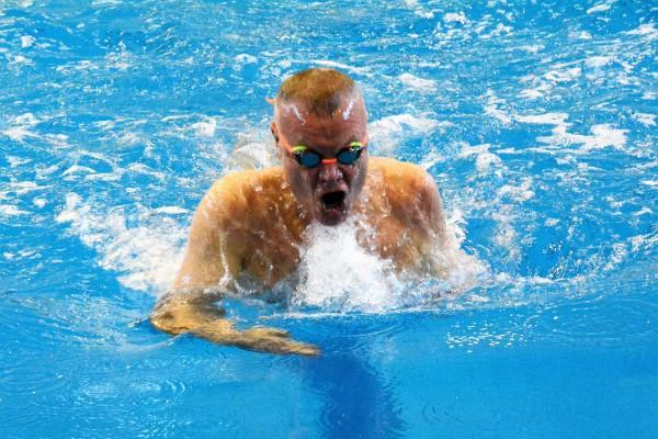 Paralympic Swimmer, Eduardas Klimentjevas, Masters Swimming, www.swim.by, Paralympic Swimming, Swimming Masters, Baltic Masters Swimming Championships, Riga Amber Cup 2019, Swim.by