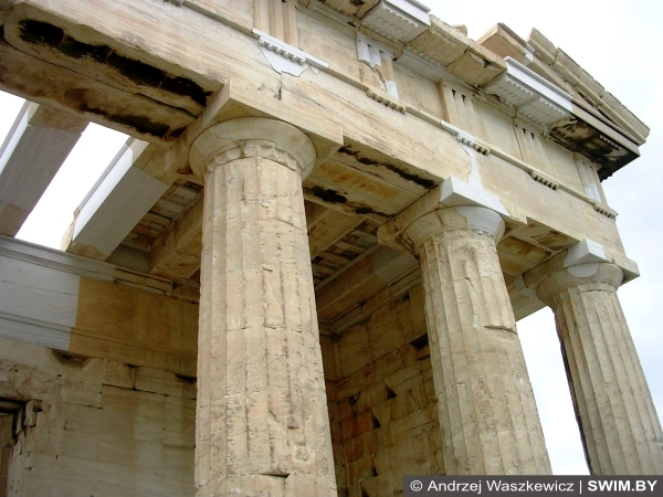 Парфенон, Акрополь, Афины, Греция