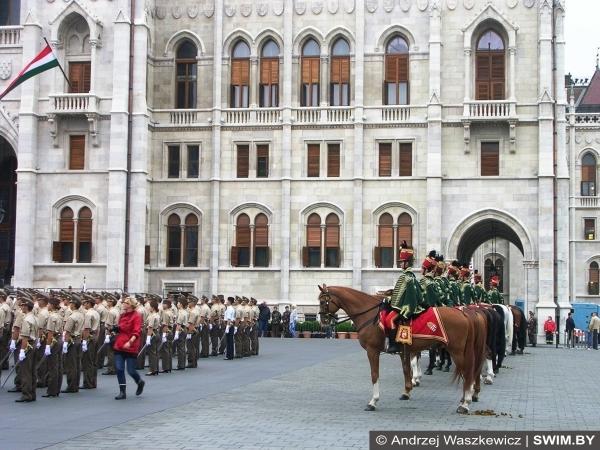 Парламент Венгрии, Будапешт