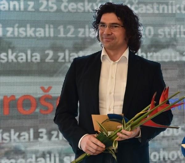 Petr Gregor, Best masters swimmer 2015