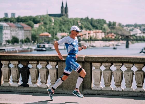 Petr Vabroušek, Challenge Prague Triathlon