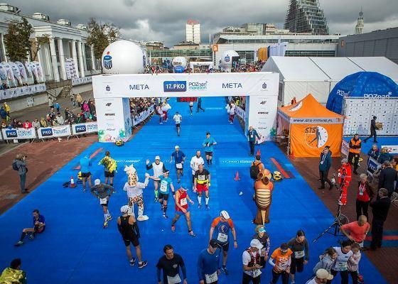 PKO Poznan Marathon 2016, марафон в Познани, Анджей Вашкевич, спортивный менеджер, Swim.by