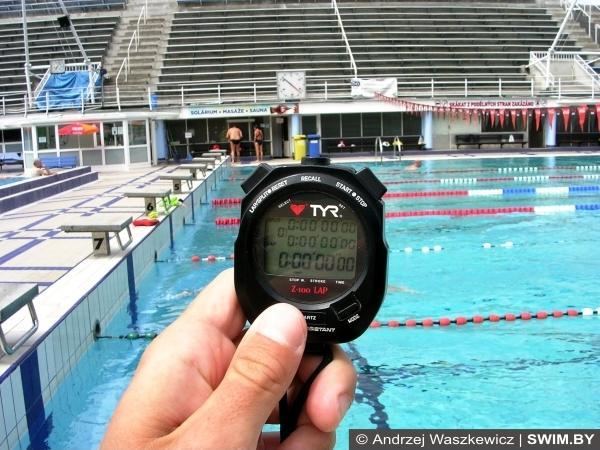 Плавание техника упражнения