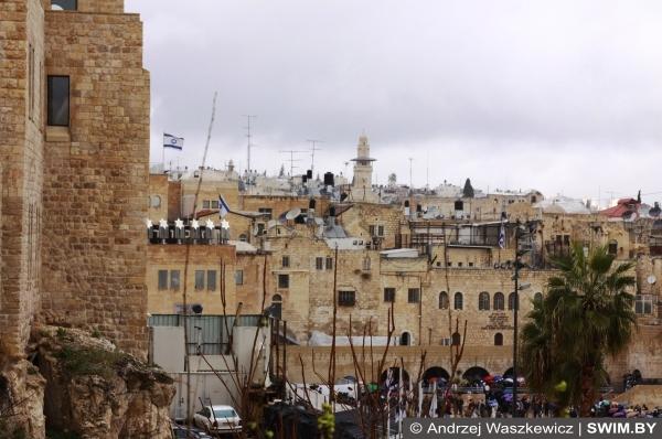 Погода в Израиле зимой
