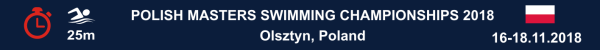 Poland Masters Swimming Championships 2018, Polish Masters Swimming Championship, www.swim.by, Poland Masters Swimming Championships 2018 Results, Mistrzostwa Polski w Pływaniu Masters, Pływanie Masters Polska Wyniki, Poland Masters Swimming Results, Swim.by