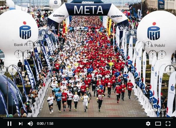Poland Running, Run of Independence, Bieg Niepodległości Gdynia 2017, Gdynia Bieg