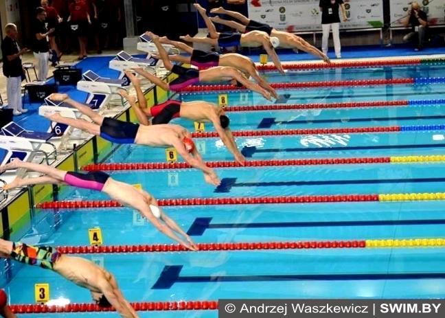 Чемпионат Польши по плаванию 2015, плавание Люблин-2015