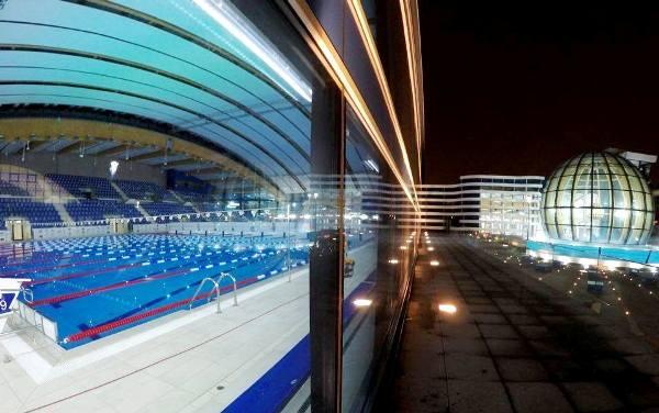 Чемпионат Польши по плаванию, бассейн, Люблин 2015