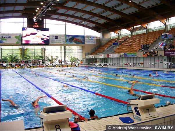 Poland swimming masters championships, Szczecin