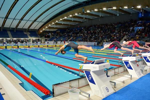 Poland swimming national championships, Lublin 2015