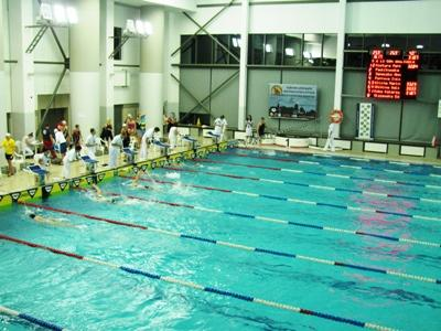 Polish masters swimming championships Krakow