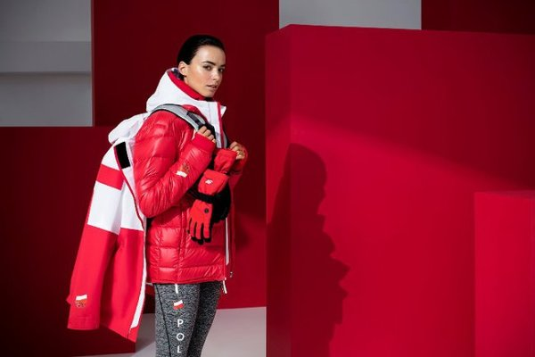 Polish Olympic Collection PyeongChang 2018, Polish winter uniform for national team, 4F Olympic Collection, www.swim.by, Polska Kolekcja Olimpijska PyeongChang 2018, Swim.by