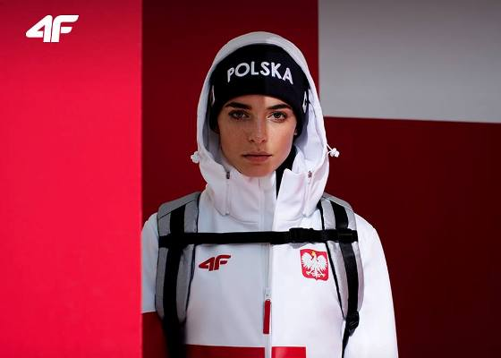 Polish Olympic Collection PyeongChang 2018, Polish winter uniform for national team