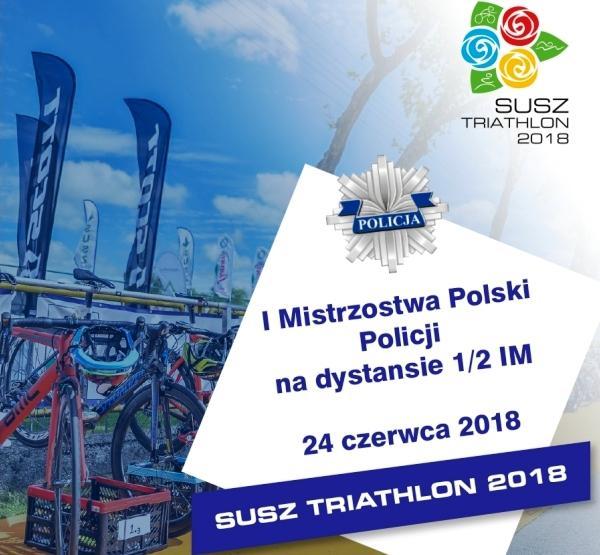 Polish Police Triathlon Championships, Triathlon Ironman, www.swim.by, Susz Triathlon 2018, Polish Triathlon, Swim.by