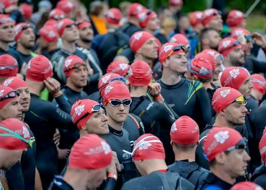 Polish Police Triathlon Championships 2018, Ironman Triathlon, Susz Triathlon 2018, Polish Triathlon