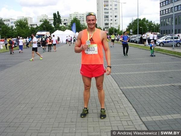 Polish street running championships 2016, Warsaw, Andrzej Waszkewicz