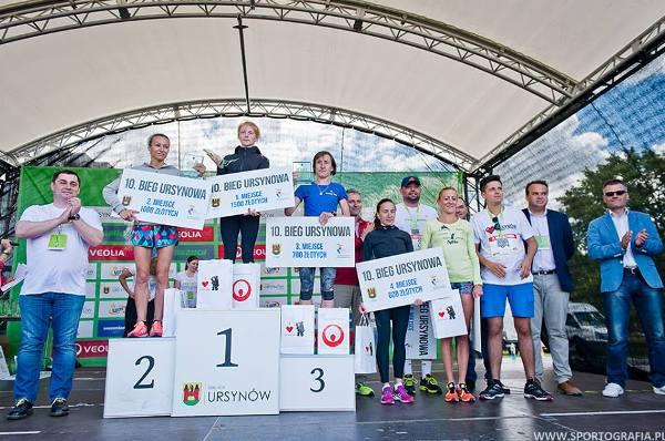 Polish street running championships 2016, Warsaw