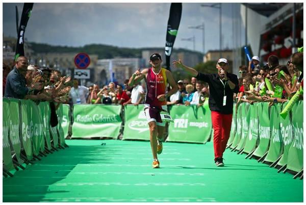 Триатлон в Польше, триатлон IRONMAN 70.3 Гдыня 2016