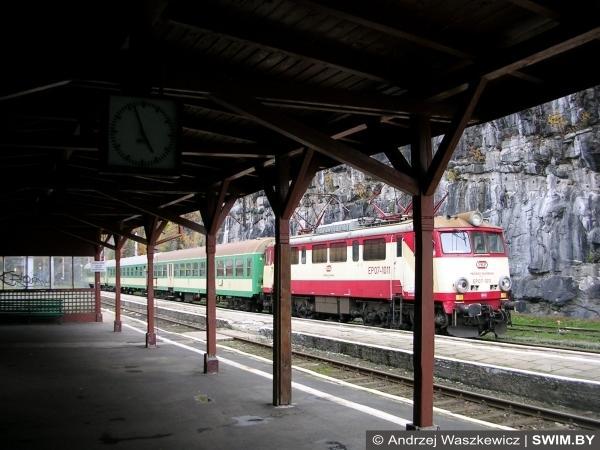 Польская горная железная дорога