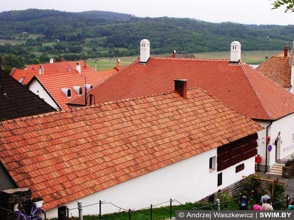 Полуостров Тихань, деревня Венгрии