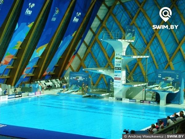 Бассейн для прыжков в воду, Казань, diving pool